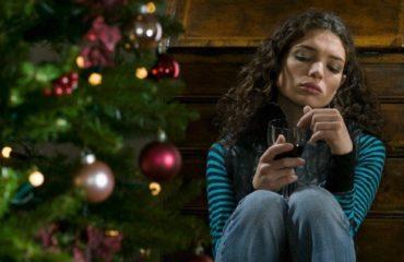 κατάθλιψη χριστουγένν